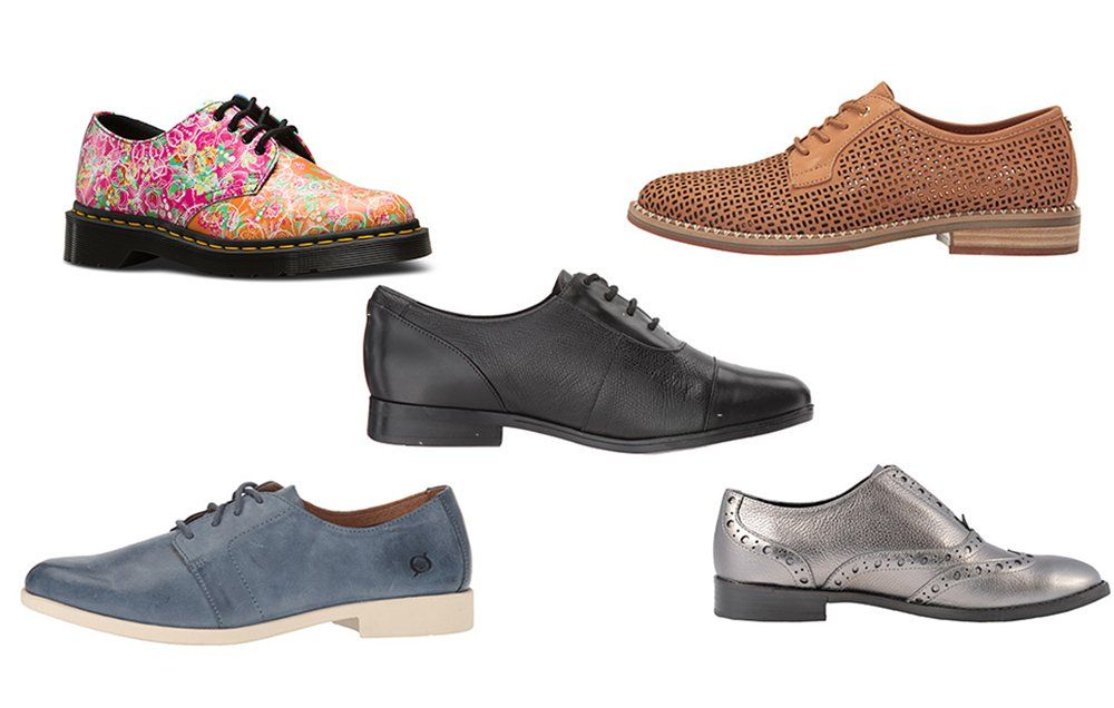 Fall's Hottest Shoe Trend Is Actually