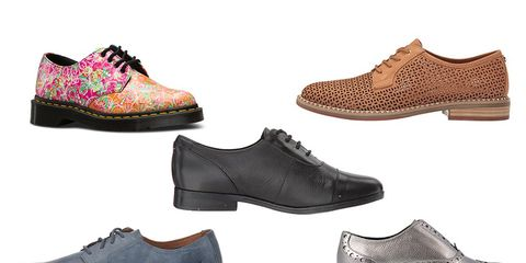 comfortable oxford shoes