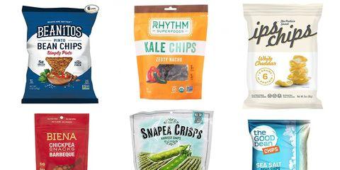 Tasty High-Protein Chip Alternatives