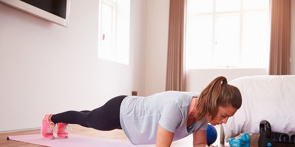 Over 40? You'll Want To Do These 5 Exercises Every Week.