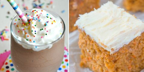 dessert recipes healthy enough for breakfast