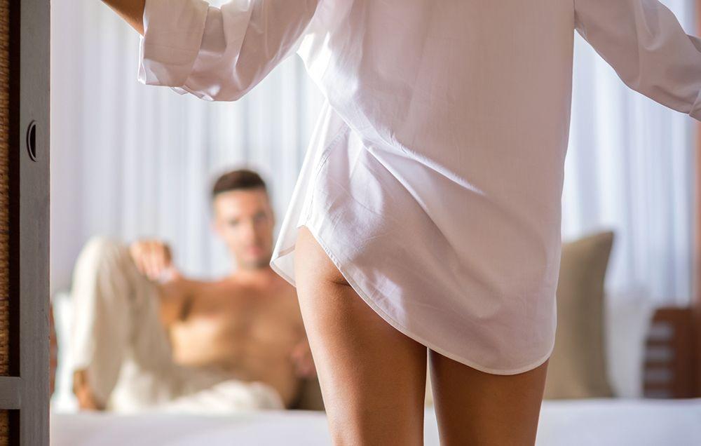 Once a day sex My boyfriend