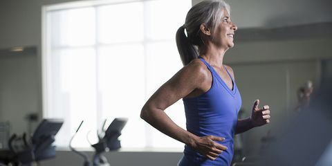 How running changes after age 40