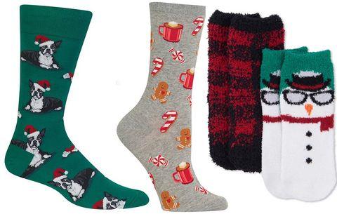 holiday socks - Christmas Socks For Men