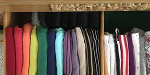 KonMari Wardrobe Method