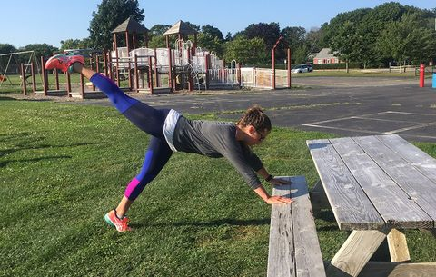 get a fullbody workout at the park with these 6 exercises