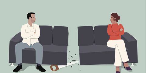 How not to go crazy during divorce