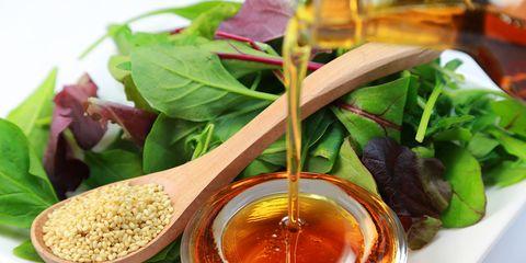 superfood: sesame oil