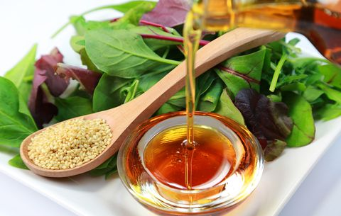 30 Days Of Superfoods: Sesame Oil For Lower Cholesterol