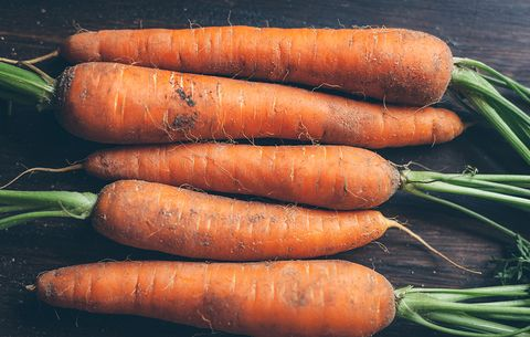 30 Days Of Superfoods: Carrots As Infection Fighters