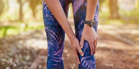 exercise lunge for knee pain