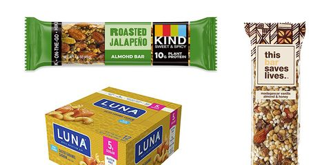 7 Low Sugar Granola Bars To Stock Up On For Healthy Snacking