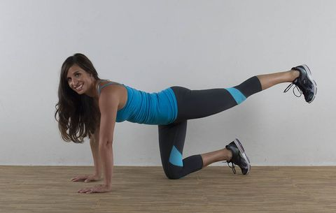 How To Work ALL The Muscles Of Your Butt In Just 2 Simple Moves