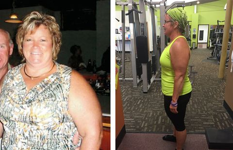 Mary Thoma weight loss