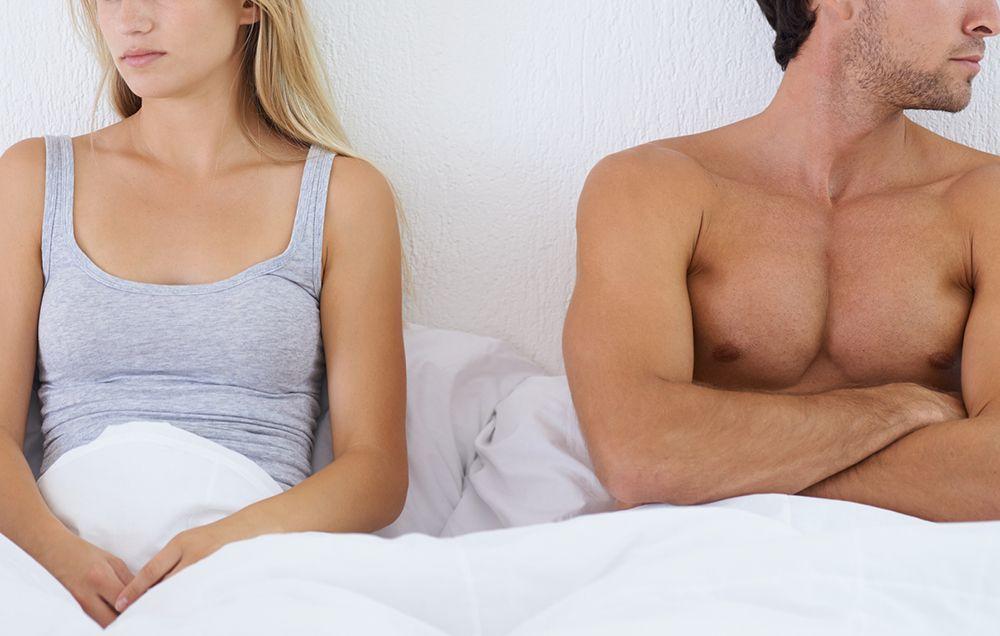Sex therapist not enjoying sex