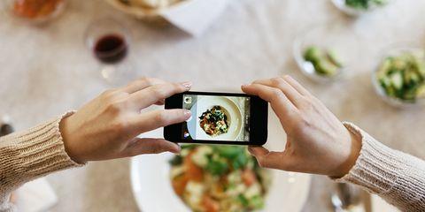 Instagram Meal