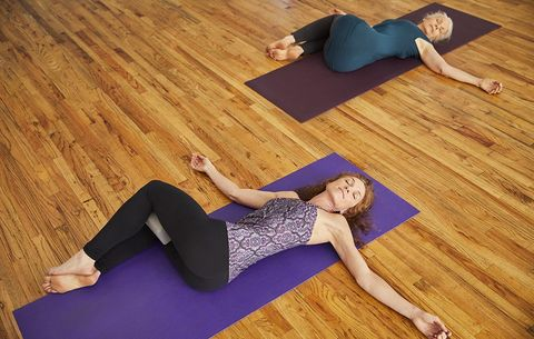 6 best yoga poses to soothe menopause symptoms  prevention