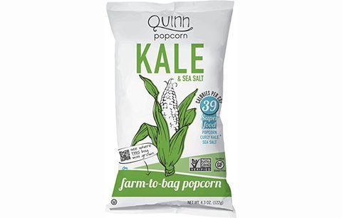 Quinn Snacks Kale & Sea Salt Popcorn