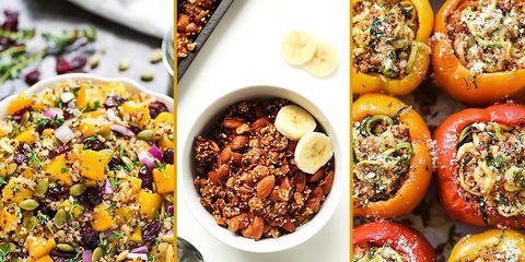 bulk quinoa recipes