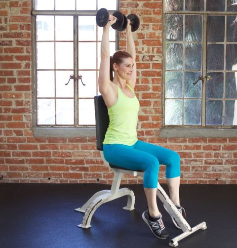 10 Best Strength Training Moves For Women Over 50 Prevention