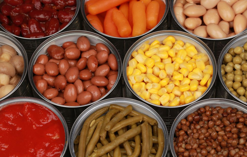 7 Cleanest Canned Foods To Stock In Your Pantry