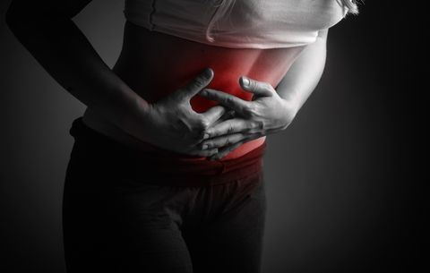 Abdominal or stomach pain