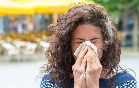 seasonal allergies, eczema