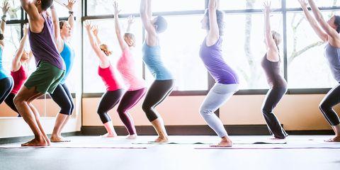 yoga as cardio