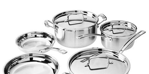 cusinart stainless steel cookware