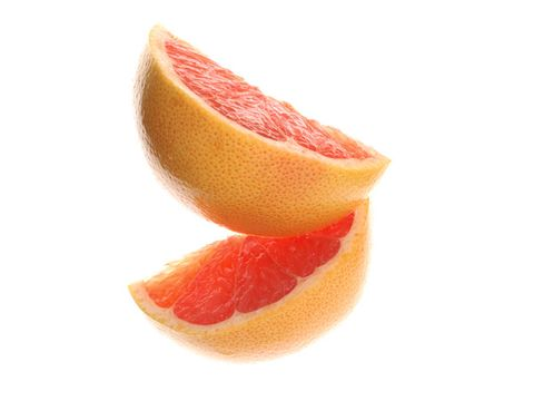 Start your day with grapefruit