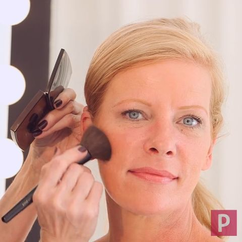 """You're starting to lose layers of superficial fat just beneath the surface of your skin, but that can be a good thing. """"After 40, your cheekbones start to ..."""