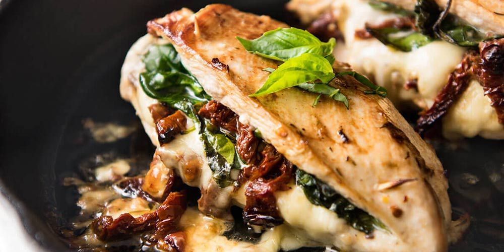 5 Stuffed Chicken Breast Recipes You Need To Try
