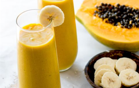7 Youth-Boosting Smoothies Made With Ingredients You Already Have On Hand