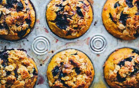 turmeric muffins