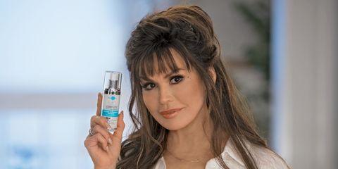 marie osmond age beauty tips