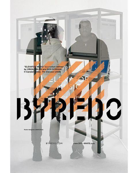 BYREDO, Elevator Music, Off-White, Virgil Abloh, 電梯音樂,包包,台灣, 價格,Off-White X Byredo