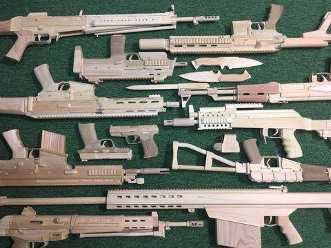 Gun, Firearm, Airsoft gun, Trigger, Gun barrel, Air gun,