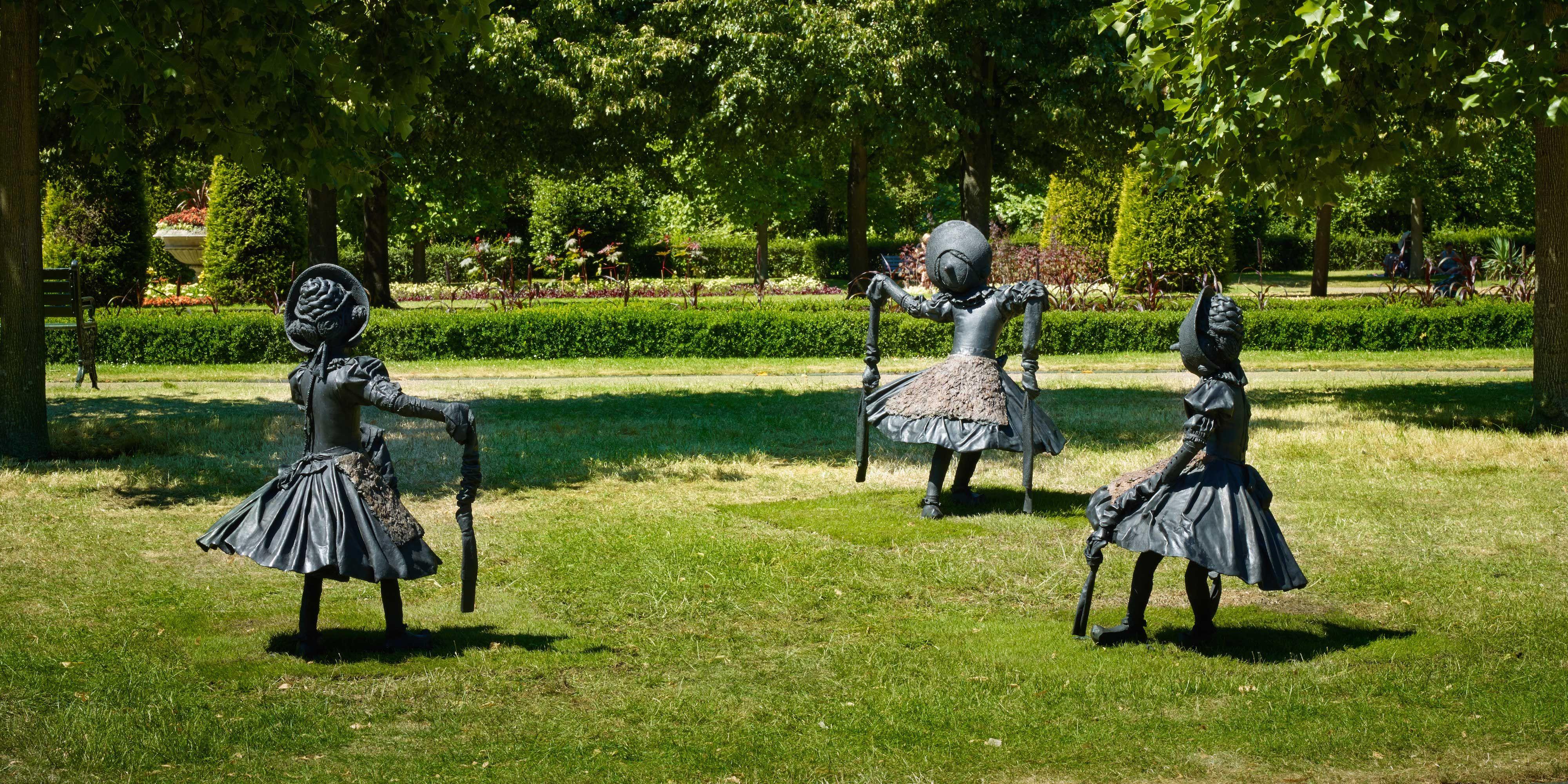 Frieze Sculpture Opens In Regent S Park