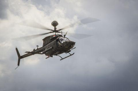 UH-58D Kiowa Warrior