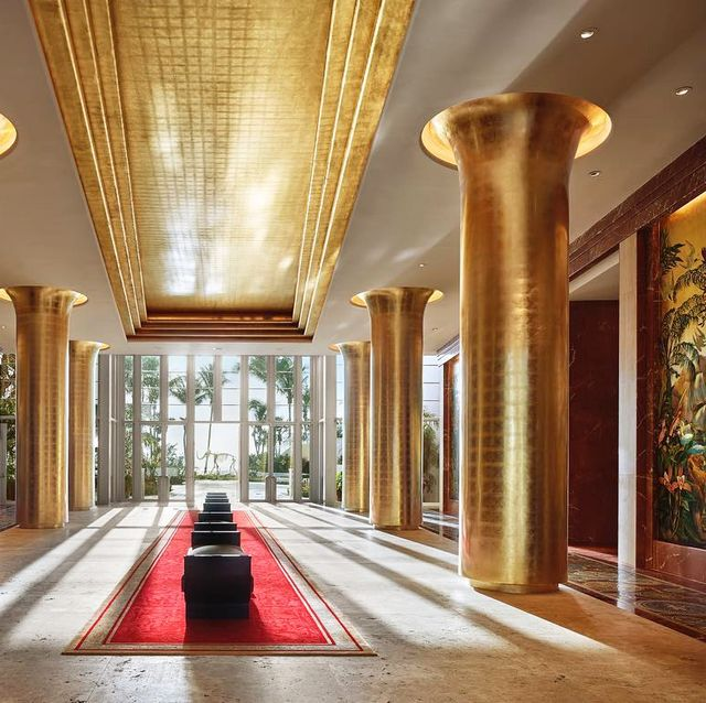 The 15 Most Beautiful Hotel Lobbies In The World Hotels