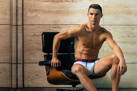 Barechested, Briefs, Muscle, Underpants, Undergarment, Undergarment, Abdomen, Chest, Model, Sitting,