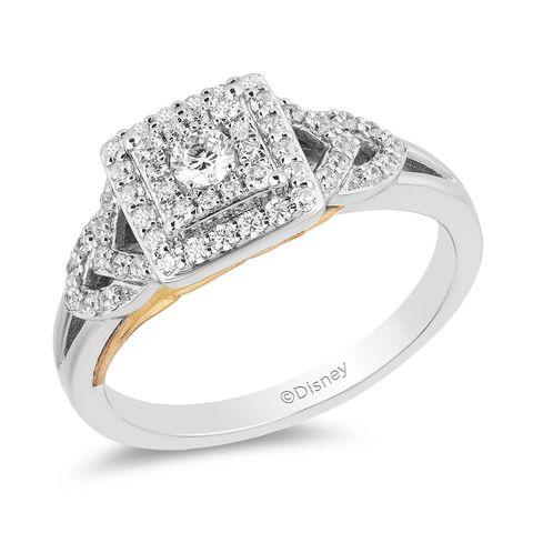 Disney Engagement Rings H Samuel Launches Disney Inspired Fine Jewellery Range