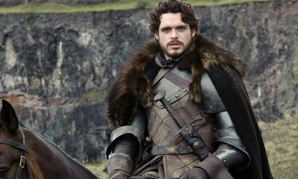 "Richard Madden Says He Was Paid ""F**k All"" For His Role On 'Game Of Thrones'"