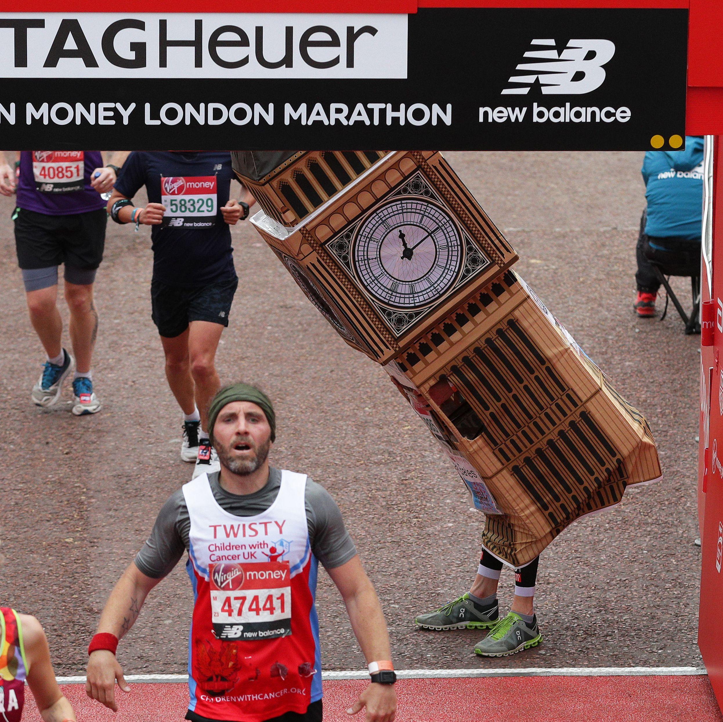2019 Virgin London Marathon Apr 28th