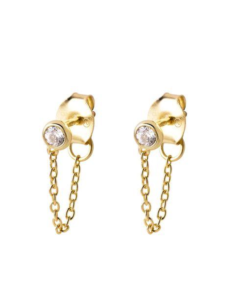 Earrings, Body jewelry, Jewellery, Fashion accessory, Ear, Chain, Gemstone, Finger, Diamond, Gold,