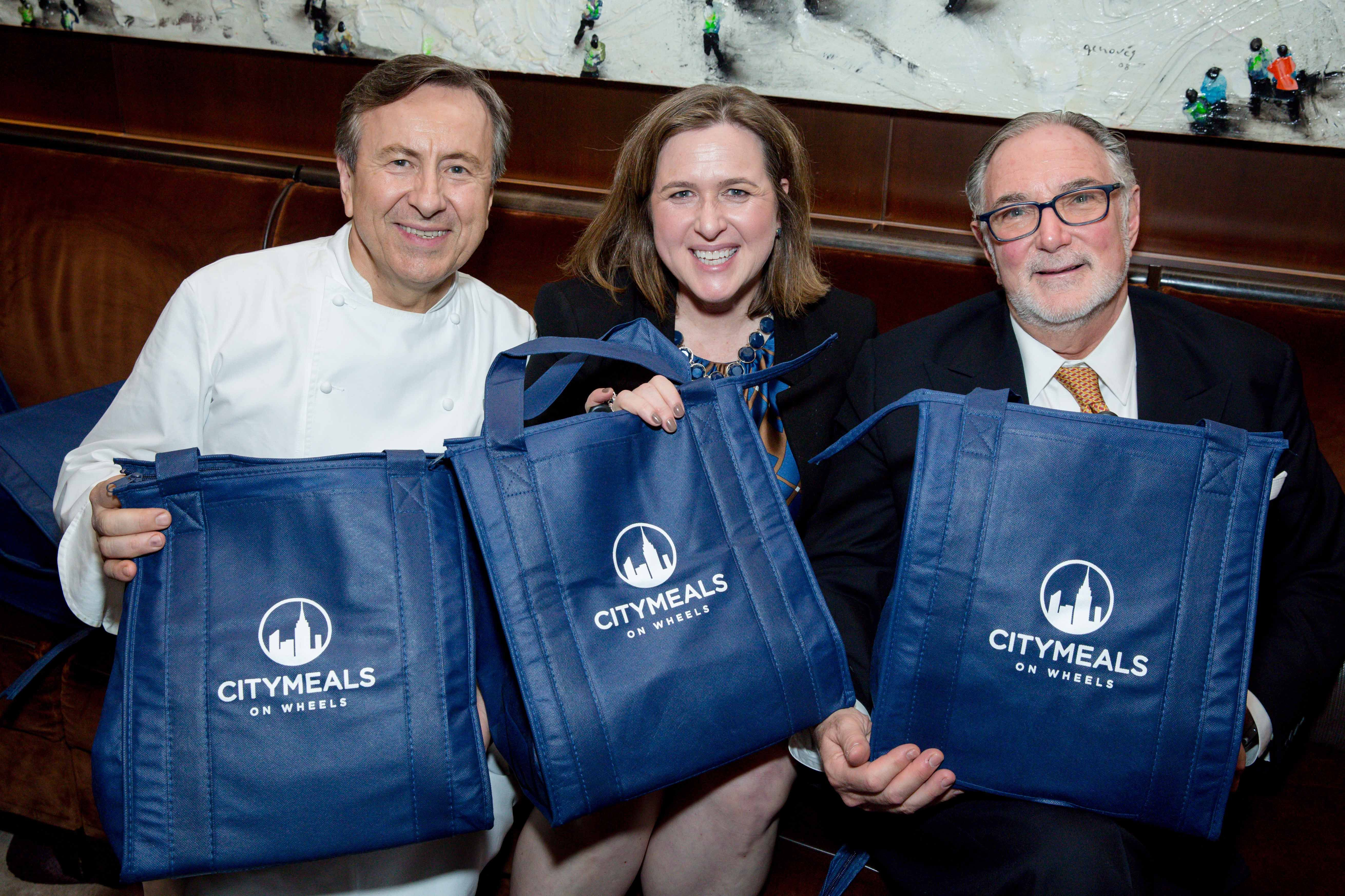 Inside the 22nd Annual Citymeals on Wheels Sunday Supper