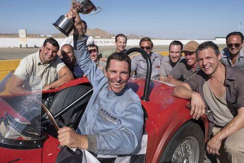 【電影抓重點】麥特戴蒙、克里斯汀貝爾《賽道狂人》5大看點,重現賽車史上最狂��紀錄!