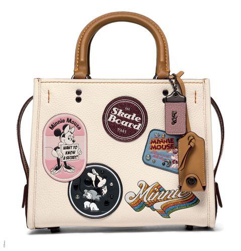 09f6ce20 Disney x Coach Minnie Mouse Collection - Shop Minnie Mouse Coach ...