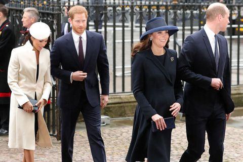 Meghan Markle,梅根馬克爾,Kate Middleton,凱特王妃,英國皇室