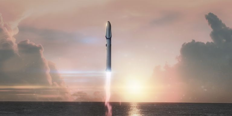 Spacex Aims To Begin Bfr Spaceship Flight Tests As Soon As